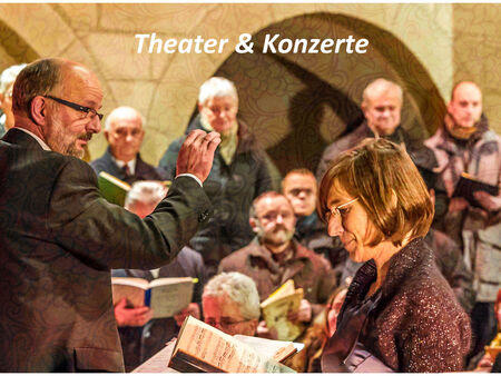 Theater und Konzerte in der Adventsstadt Quedlinburg